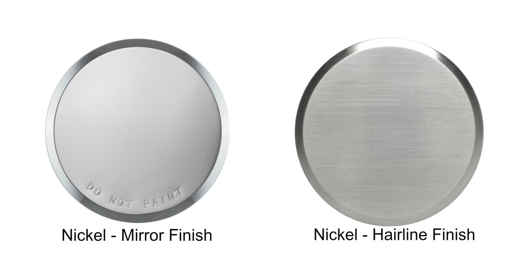 nickel finishes